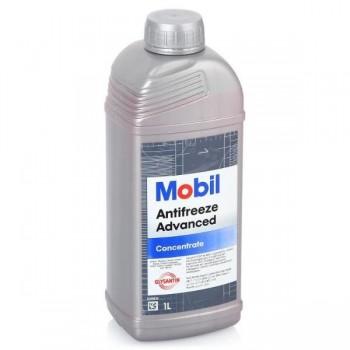 Антифриз MOBIL Antifreeze Advanced концентрат красный, 1 л. 151153