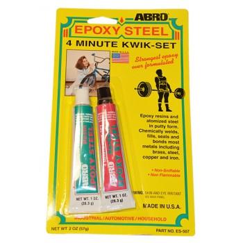 Клей ABRO 2-х компонентный по металлу + пластмасса EG-507