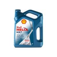 Масло моторное SHELL HELIX HX7 п/синт. 10W40, SM/CF, A3/B3/B4 , 4л 550022248