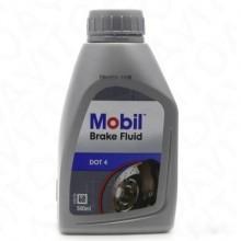 Тормозная жидкость Mobil Brake Fluid DOT 4  0.5л 150906R