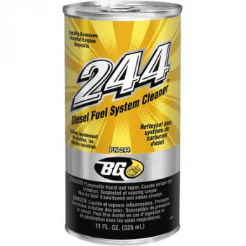 Очиститель топливной системы дизельного двигателя BG 244
