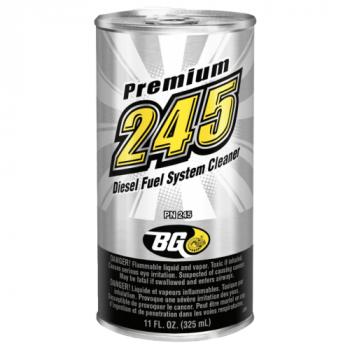 Премиальный очиститель топливной системы дизельного двигателя BG 245