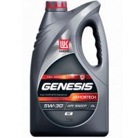 LUKOIL GENESIS ARMORTECH GC 5W-30 4л. масло моторное синтетическое 3149300
