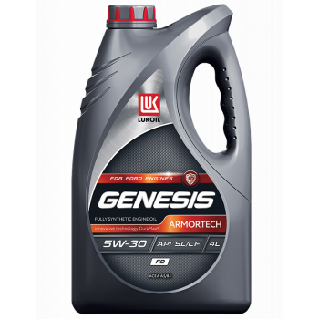 LUKOIL GENESIS ARMORTECH FD 5W-30 4л. масло моторное синтетическое 3149878