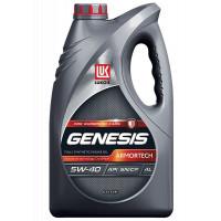 LUKOIL GENESIS ARMORTECH 5W-40 4л. масло моторное синтетическое 3148675