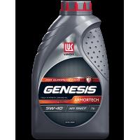 LUKOIL GENESIS ARMORTECH 5W-40 1л. масло моторное синтетическое 3148670