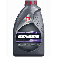 LUKOIL GENESIS UNIVERSAL 10W-40 1л. масло моторное на основе синтетической технологии 3148644