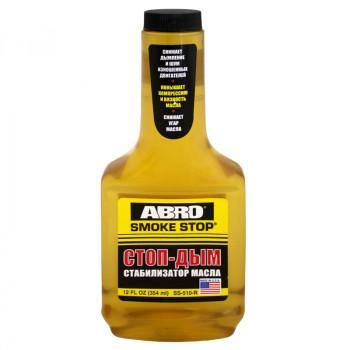 Присадка в масло ABRO Стоп-дым (стабилизатор масла) SS-510-R