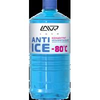 Жидкость стеклоомывателя LAVR -80C концентрат 1 л. LN1324
