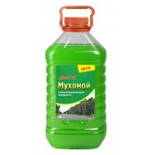 Жидкость стеклоомывающая Spectrol Мухомой 3л. 9651