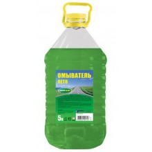 Жидкость стеклоомывателя OIL RIGHT летняя 5 л. 5304
