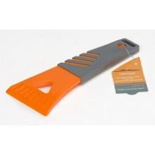 Скребок с резиновой рукояткой (18 см.)  AB-P-03