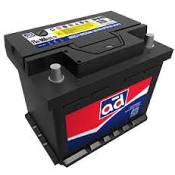 Аккумуляторная батарея 204011050 55 А*ч EN 480А 242х174х189