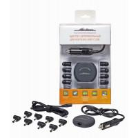 Адаптер автомобильный для ноутбука универсальный 90Вт с USB (ультра компактный) ACH-NC-03