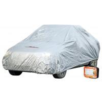 Чехол-тент на автомобиль защитный с молнией для двери,  455х186х120  S AC-FC-01