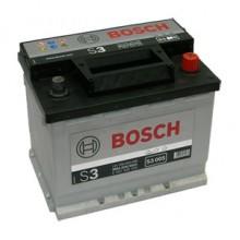 Аккумулятор BOSCH S3/12V 56Ah 480A  (- +)
