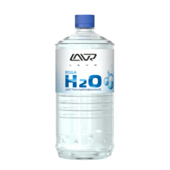Вода дистиллированная LAVR Distilled Water, 3.35л Ln5002