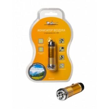 Ионизатор воздуха в прикуриватель 12В AAI-12-01