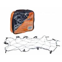 Сетка багажная 90*130см (12 пластиковых крючков) AS-S-08