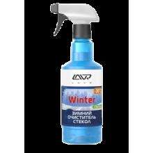 Зимний очиститель стекол LAVR Glass Cleaner Anti Ice (-30) с триггером, 500мл Ln1301