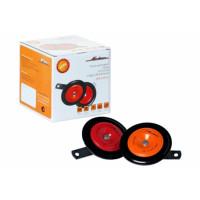 Сигнал дисковый 110мм 315/415Гц 118дБ 12В комплект AHR-12D-01