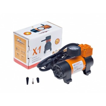 Компрессор X1 (30л/мин, 7 АТМ, серия STANDARD) CA-030-14S