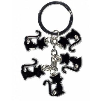 """Брелок для ключей """"Кошки"""" ПР028738"""