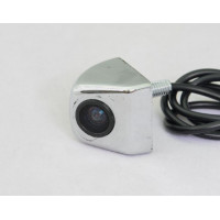 Камера заднего вида E366, хром