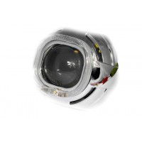 """Комплект масок 3.0"""" дюйма 129 LED  для биксеноновых линз с ангельскими глазками"""