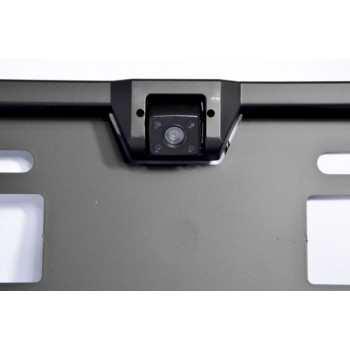 Камера в рамке номерного знака передняя Е-314 LED IR