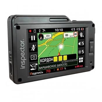 Видеорегистратор с радар-детектором Inspector Scat SE (Quad HD), GPS, ГЛОНАСС