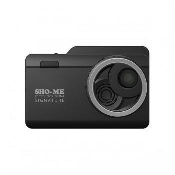 Видеорегистратор радар-детектор SHO-ME Combo Slim Signature GPS/GLONASS
