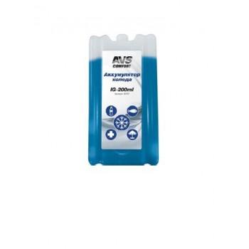 Аккумулятор холода AVS IG-200ml (пластик)