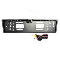 Камера в рамке номерного знака задняя  Е-315 LED IR