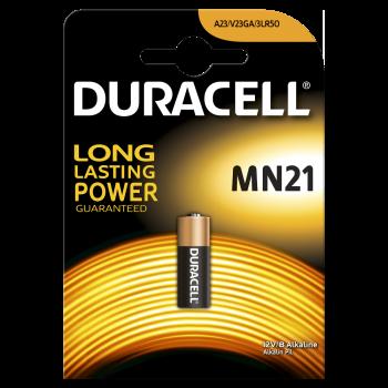 Батарейки DURACELL MN21 алкалиновые 12V 1 шт. 81546867