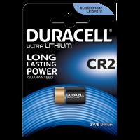 Батарейки DURACELL CR2 литиевая 3V 1 шт.81476858
