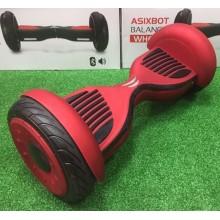 Гироскутер Smart Balance Wheel 10.5 красный матовый с приложением самобаланс