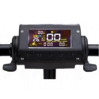 Электросамокат AOVO S3 черный
