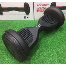 Гироскутер Smart Balance Wheel 10.5 черный с приложением самобаланс