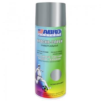 Краска ABRO серебряная глянцевая (хром) 029-R
