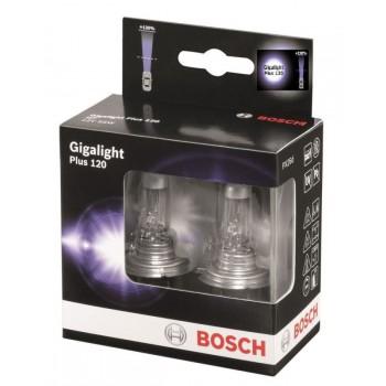 Лампа BOSCH H7 12V 55W  1987301107