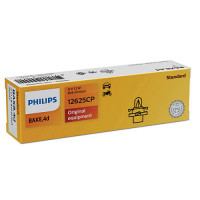 Лампа PHILIPS BX8,4d 1.2W 12V Black 12625CP