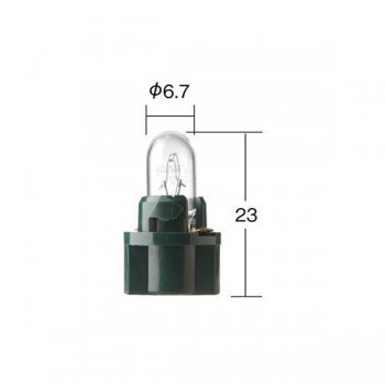 Лампа KOITO 14V 214mA T 6.7 1550