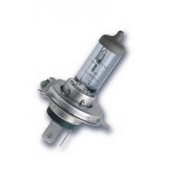 Лампа галогенная OSRAM H4 (60/55W) P43t-38 блистер 12V 64193-01B