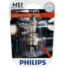 Лампа галогенная Philips  HS1 12636CTVBW  12V 35/35W PX43t-38 BW