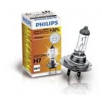 Лампа PHILIPS H7 (55W) РХ26d Premium 12V 12972PRC1
