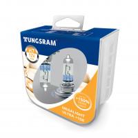 Автолампа Tungsram H7 12V 55W Megalight Ultra +150% 93088611