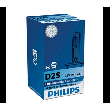 Ксеноновая лампа PHILIPS D2S 85V 35W 5000K 85122WHV2C1