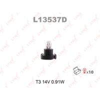 Лампа LYNXauto 14V 0,91W T3 L13537D