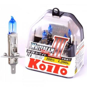 Лампа высокотемпературная KOITO H1 12V 55W 4200K P0751W